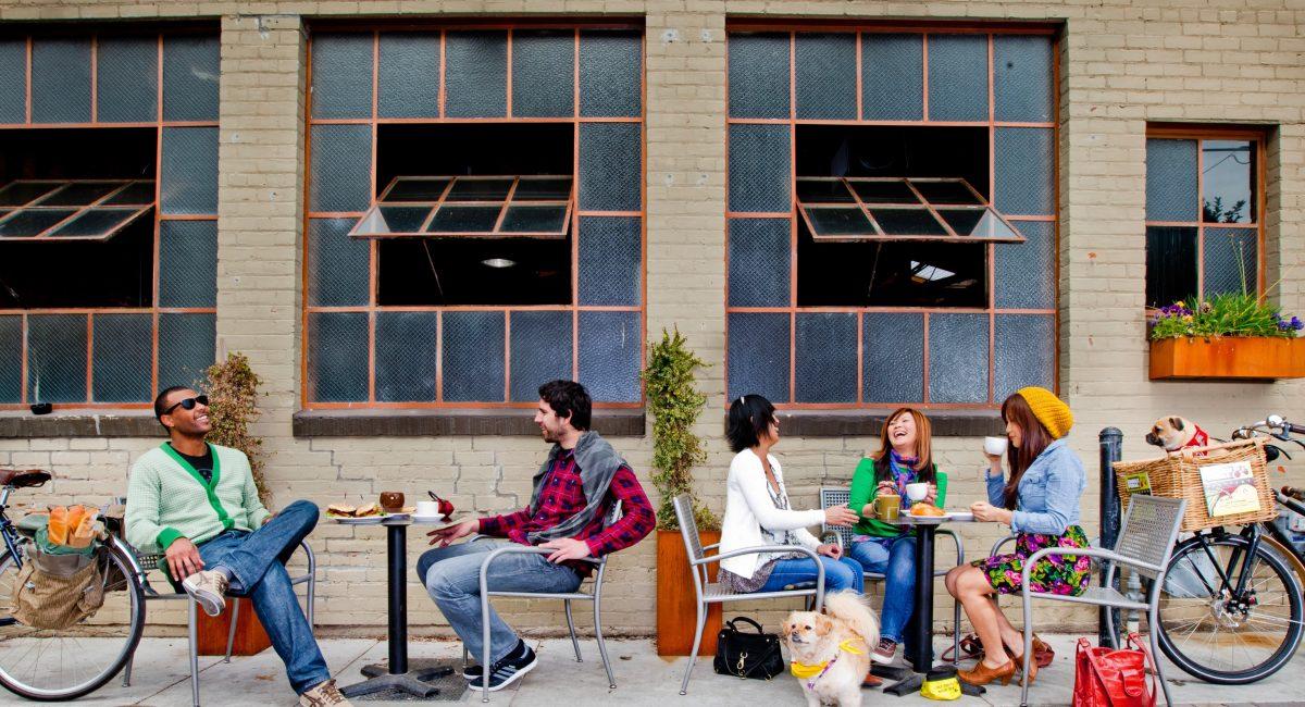 Old Soul Co. Coffee Shop Sacramento